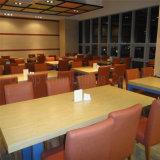 (sp-CS374) Insieme pranzante fine di legno commerciale della presidenza della Tabella del ristorante di Uptop