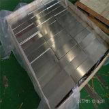 Corte de alumínio de peça pequena para placa ou sinal de identificação