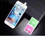 Nuevo vidrio Tempered antichoque vendido caliente 9h para el servicio más 6/6 del OEM del iPhone
