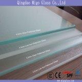 Panneaux de verre solaire trempé de 3,2 mm avec des tailles personnalisées