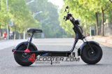 Самокат большого колеса горячего сбывания дешевый 60V 1000W электрический для взрослого