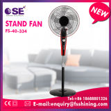 China-heiße Verkaufs-Luftkühlung 16 Zoll Electricc roter Standplatz-Ventilator