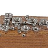 Usine de noix carrée de la vis 304 JIS B 1163 d'acier inoxydable de la Chine