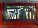 Étalage de mur visuel de publicité polychrome d'intérieur de SMD P6 DEL