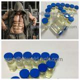 Testoterone giallo-chiaro Enanthate dei liquidi degli steroidi anabolici dell'iniezione