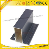 Kundenspezifische Aluminiumpartition-Profil-Aluminiumkapitel für Baumaterial