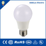 2016 bulbo do diodo emissor de luz do estilo E27 Dimmable 8W com estrela da energia