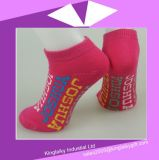 Einbrennende Baumwolle erstklassige Socken für förderndes Geschenk PS016-001