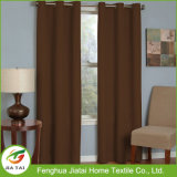 Cortinas de escurecimento do quarto em linha barato das cortinas da cerceta das cortinas