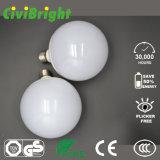 Ce/RoHS 알루미늄 플라스틱 E27 G80 12W LED 글로벌 빛
