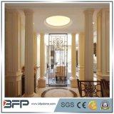 Decoratieve Witte Beige Marmeren Pijler, Marmeren Kolommen