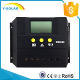 48V регулятор батареи 60A солнечный для солнечной системы с индикацией Cm6048 LCD