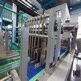 Strumentazione di plastica automatica di pellicola d'imballaggio della bottiglia