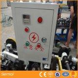 Voller automatischer einfacher oder doppelter verdrehter Stacheldraht, der Maschine herstellt