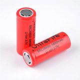 Hoge Openlucht het Kamperen van de Batterij van het Lithium van de Capaciteit 3.7V Navulbare Norm