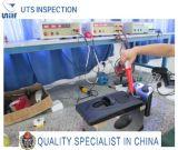Control de calidad de la sartén y servicio profundos China del examen