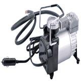 автоматический сверхмощный компрессор воздуха головки близнеца винта 12V для автомобиля