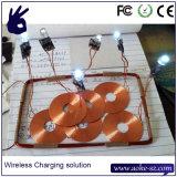 Drahtlose aufladenlösung für unterschiedliches elektrisches