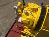 エアブレーキシステムハンドブレーキ5tonが付いている鋭いプラットホームの空気起重機のウィンチのための持ち上がる機械装置