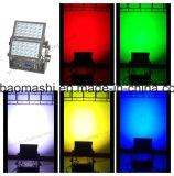 48PCS * 10W 4in1 het LEIDENE Waterdichte Licht van het Gezicht/van het Licht/van het Project van de Vloed Licht /Spot Licht