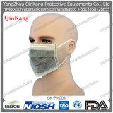 Doctor activado disponible máscara quirúrgica de la mascarilla de carbón