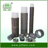 Cinta adhesiva raspada PTFE de la fibra de vidrio revestida del Teflon de la película