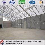 Opslag/Garage/het Pakhuis van de Bundel van het Staal van de Lage Kosten van ISO de de Gediplomeerde
