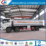 Dongfeng 6X4 camiones tanque de aceite combustible