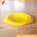 Горячим корзина силикона высокия стандарта сбывания одобренная качеством еды складывая