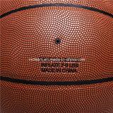 Оптовый размер 7 шарика баскетбола сверла PVC таможни