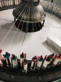 Máquina computarizada do bordado do laço do jacquard do fio de algodão