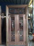 Porta do aço inoxidável da cor (S-3021)