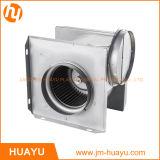 Ventilateur centrifuge carré de conduit pour le diamètre de conduit de ventilation et d'échappement 6 pouces