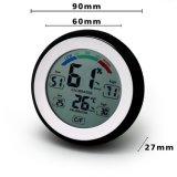 Termômetro de Digitas do controlador de temperatura da tela de toque com nível da umidade e do conforto