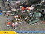 1000liter Esterilizador de la calefacción del vapor para la bolsa de la retorta