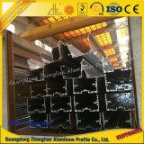 アルミニウム製造者は企業のための大きい産業アルミニウムプロフィールをカスタマイズした