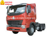 Тележка трактора Sinotruk HOWO-A7 371HP 6X4 10-Wheel