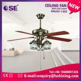 卸売48インチのライト(HgJ52-1302)が付いている装飾的な天井に付いている扇風機
