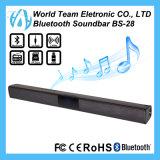 ステレオ音楽無線携帯用デジタル小型Bluetooth Soundbarスピーカー