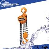 Hua Xin 좋은 가격 콜럼븀 10ton 4meter 사슬 풀리 구획