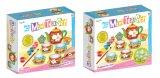 Комплект чая искусствоа малышей покрашенный DIY Игрушк-Миниый