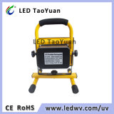 UV LED 플러드 빛 휴대용 395nm 30W