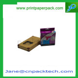 주문 마분지 패킹 제과 아기 부속품 품목 포장 상자