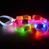 Bracelet LED de concert pour cadeau promotionnel
