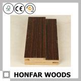 Blocco per grafici di portello di legno dell'impiallacciatura antica che modella per la decorazione