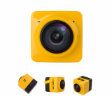 360 câmera da ação do grau FHD com WiFi