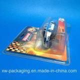Bac transparent pour emballage en plastique de jouet