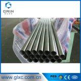 precio de 304 316 del acero inoxidable tubos/del tubo con el certificado del TUV