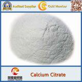 食品添加物の原料カルシウムクエン酸塩のりんご酸塩の粉