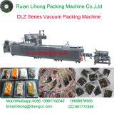 Por completo máquina de empaquetamiento al vacío de la carne de vaca continua automática del estiramiento Dlz-420